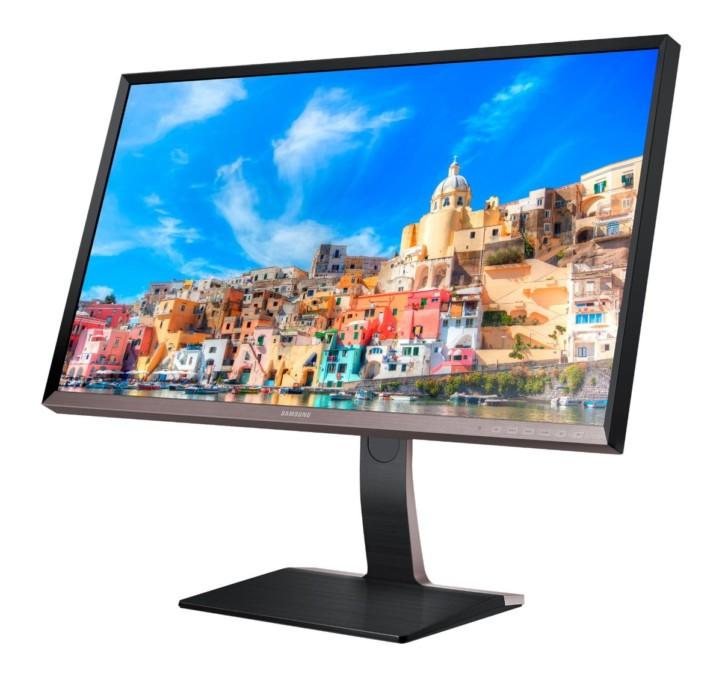 (DVI, HDMI, USB 30, DisplayPort, 5ms Reaktionszeit, 2560 x 1440 Pixel) schwarz/silber